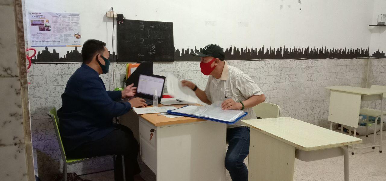 Wisuda Virtual dan Penerimaan Raport Akhir TP. 2019-2020 SMAIT Ibnu Sina Makassar